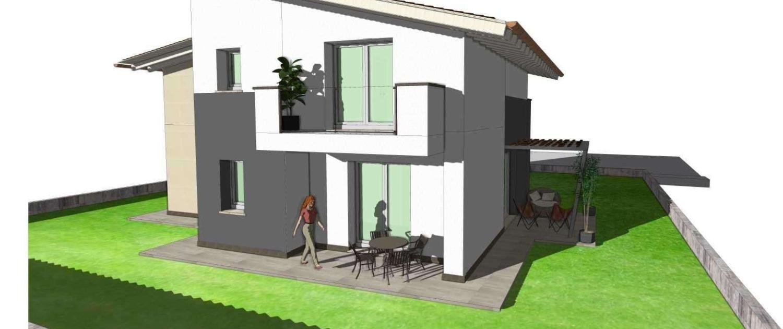 villa singola 120 + 30 3